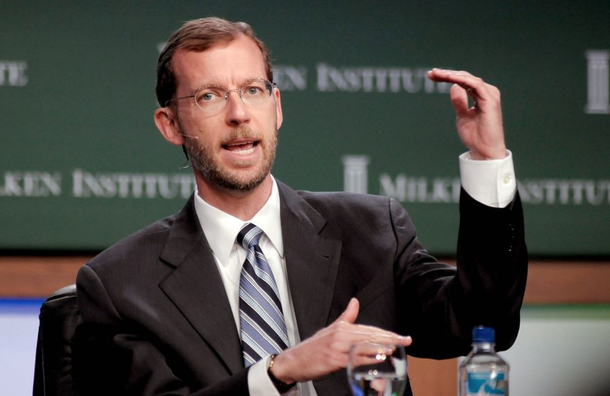 Douglas W. Elmendorf is director of the Congressional Budget Office.
