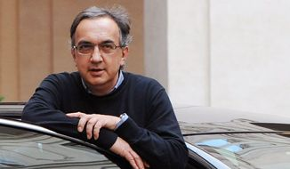 AGENCE FRANCE-PRESSE/GETTY IMAGES DRIVE: Fiat and Chrysler Chief Executive Sergio Marchionne is thought to have the key to turning the failing Detroit automaker around.