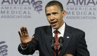 **FILE** President Barack Obama (Associated Press)