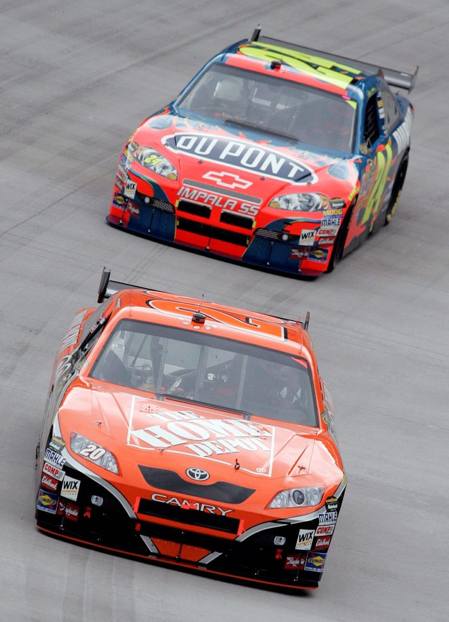 Associated Press NASCAR said it is willing to consider other foreign automakers five years after welcoming Toyota.