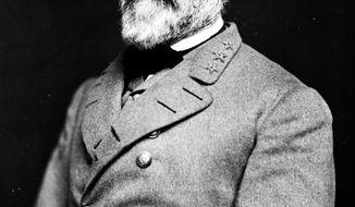 ** FILE ** Gen. Robert E. Lee (Library of Congress)