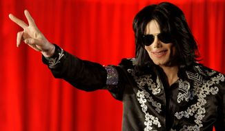 **FILE** Michael Jackson (Associated Press)