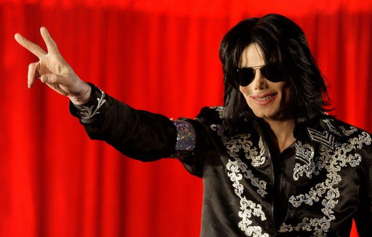 **FILE** Michael Jackson (Associated Press)