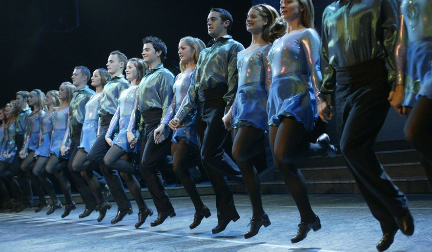 Riverdance returns to Wolf Trap for its annual engagement. **FILE**
