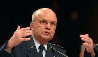 Former CIA Director Michael V. Hayden (Associated Press)
