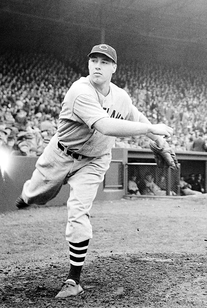 Associated Press Indians pitcher Bob Feller appeared in eight All-Star Games during his 18-year career.