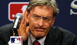 Getty Images Bud Selig
