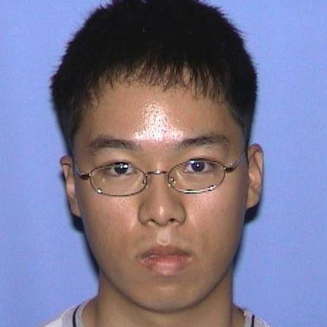 Seung-Hui Cho (AP Photo/Virginia State Police)