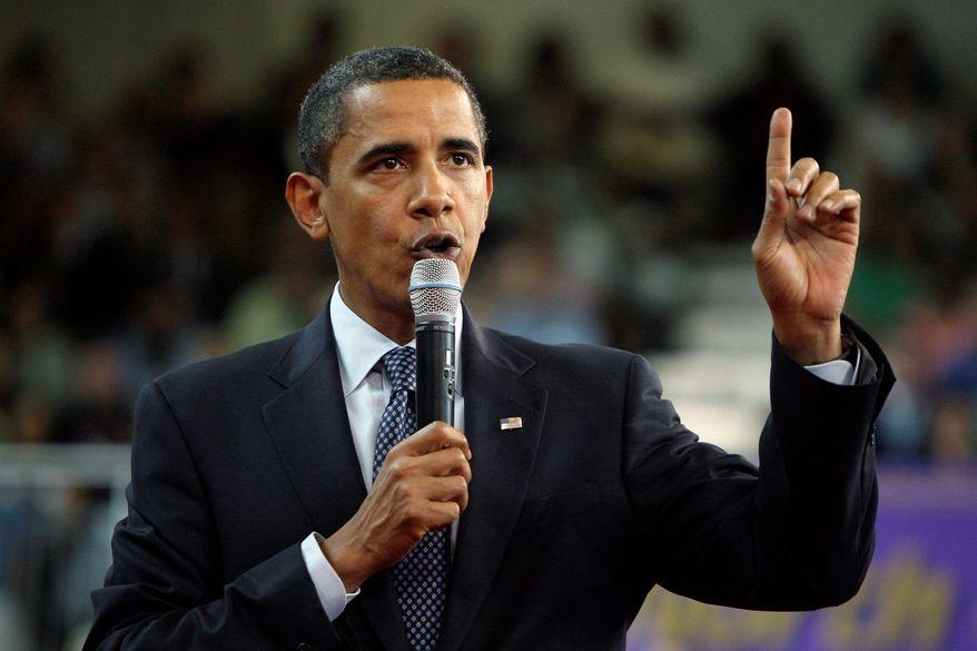 **FILE** President Obama (Associated Press)