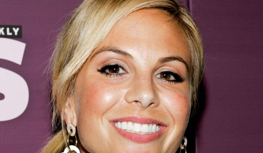 **FILE** Elisabeth Hasselbeck (Associated Press)
