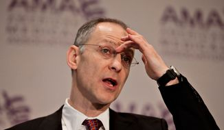 Dr. Ezekiel Emanuel argued against the Association of American Medical Colleges' doctor shortage prediction. He's said it's not a lack of physicians, but poor management and distribution of resources that account for a perceived physician shortage. (Associated Press)