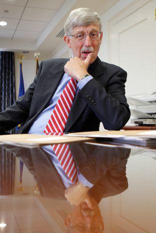 Dr. Francis Collins (AP Photo)