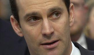 ** Maryland Delegate Jon S. Cardin, Baltimore County Democrat (AP Photo/Baltimore Sun, Glenn Fawcett)