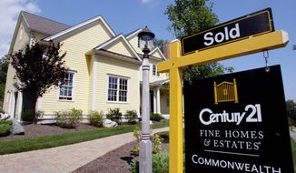As home sales begin to show modest gains months after massive federal rescue efforts took place to securitize faulty mortgages owned by Fannie Mae and Freddie Mac, analysts worry that the housing market may collapse when the government begins to draw back its support and that it may not be able to extract itself as planned.ASSOCIATED PRESS