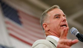 Former Democratic National Committee Chairman Howard Dean (Associated Press) **FILE**