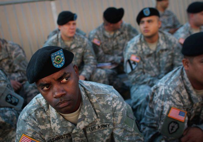 **FILE** U.S. troops in Afghanistan (Getty Images)