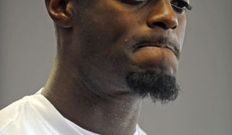 Associated Press Plaxico Burress began his prison sentence on a weapons charge Tuesday.
