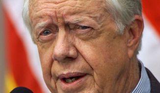 Associated press Former President Jimmy Carter