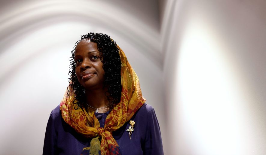 Mildred Muhammad of  Prince George's County  jotted down her thoughts  of isolation and torment for  years in her journals about  her ex-husband, convicted  D.C. sniper John Allen  Muhammad, which led  her to publish her memoir. associated press