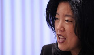 **FILE** Michelle A. Rhee (The Washington Times)