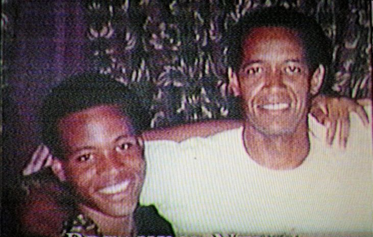 ** FILE ** Lee Boyd Malvo (left) and John Allen Muhammad are pictured in October 2002.