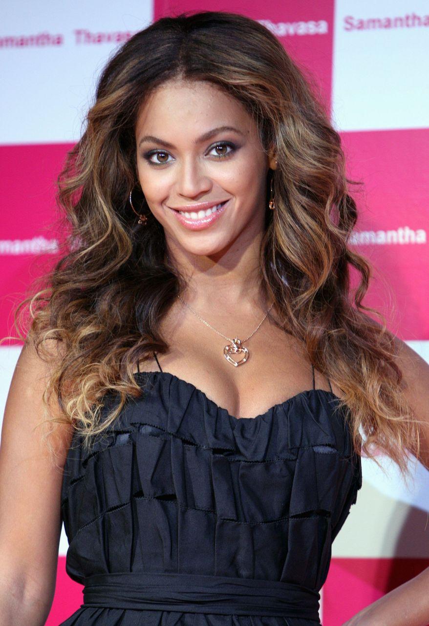 Beyonce (Associated Press)