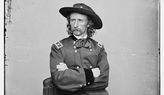 Gen. George Armstrong Custer