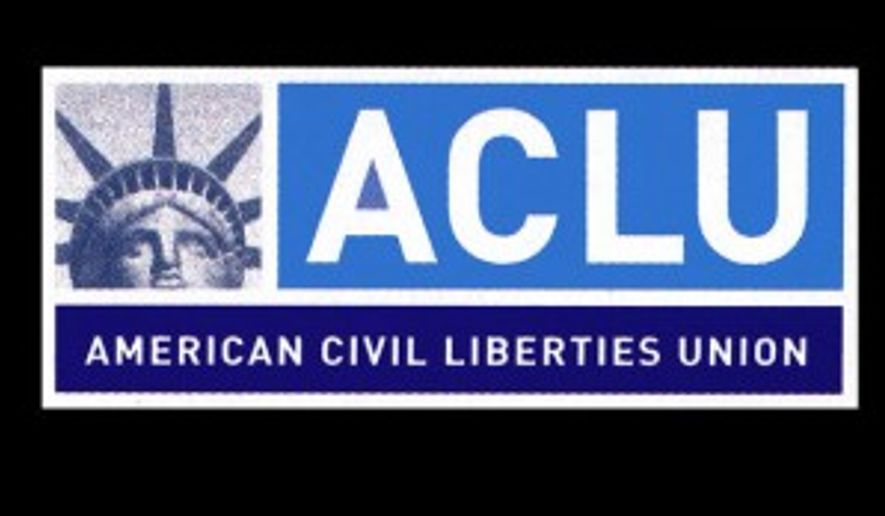 ACLU *AP file photo*