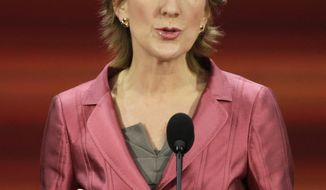 ** FILE ** Carly Fiorina (AP Photo/Ron Edmonds, File)