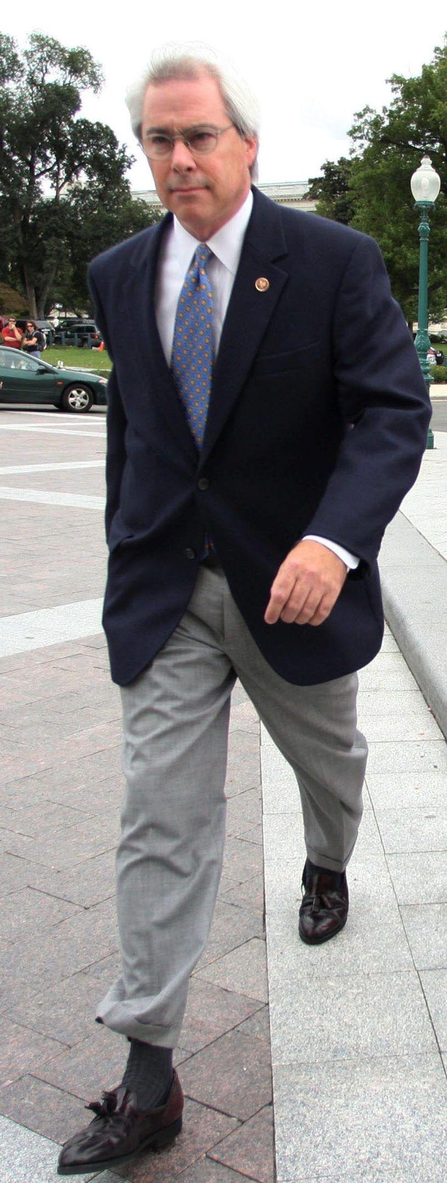 Rep. John Barrow, Georgia Democrat (Associated Press)