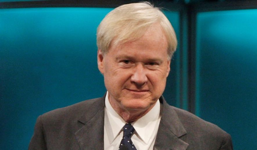 Chris Matthews (Associated Press) **FILE**