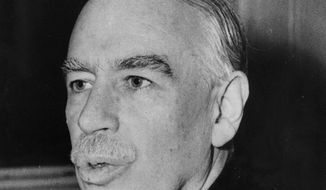 John Maynard Keynes (Associated Press)