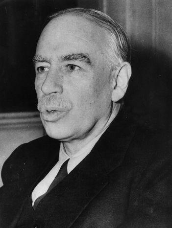 John Maynard Keynes (Associated Press)