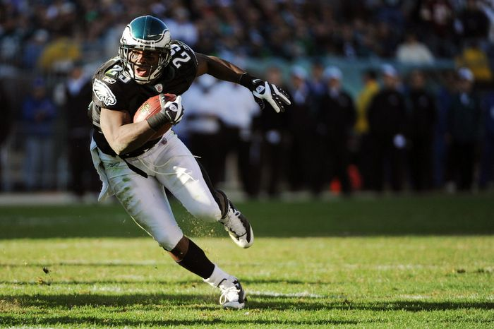 ** FILE ** Philadelphia Eagles LeSean McCoy. (Peter Lockley / The Washington Times)