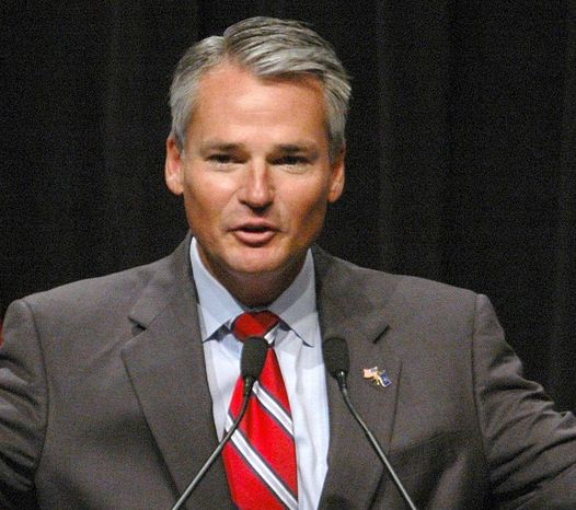 **FILE** Former Indiana Rep. Chris Chocola is president of the Club for Growth. (Associated Press)
