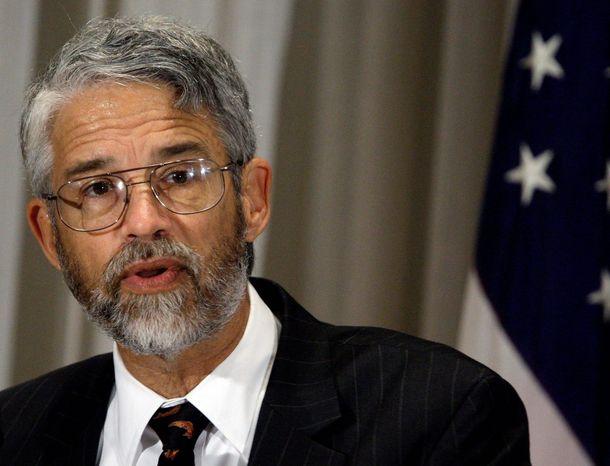 White House science adviser John Holdren. (Associated Press)