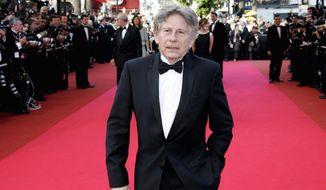 associated press French director Roman Polanski