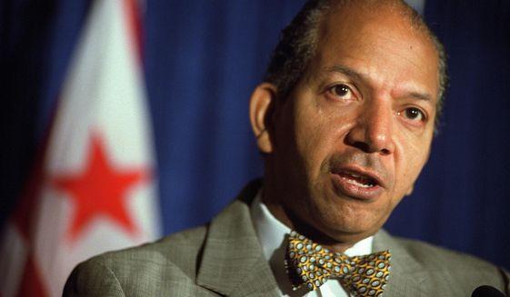 Former D.C. Mayor Anthony Williams (The Washington Times/File)