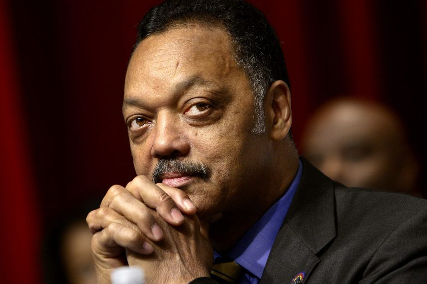 **FILE** The Rev. Jesse Jackson (Associated Press)