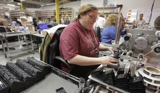 An unexpectedly strong report on manufacturing activity Monday bolstered confidence that the nation's factories will help sustain an economic recovery.