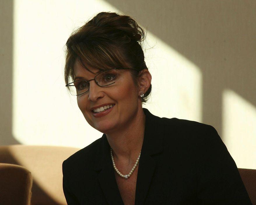 **FILE** Sarah Palin (Associated Press)