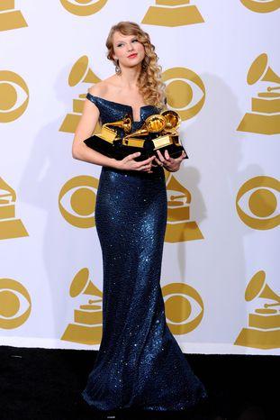 Associated Press Taylor Swift