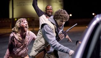 Jason Eisenberg co-stars in Zombieland from Sony Home Entertainment and now available in Blu-ray.