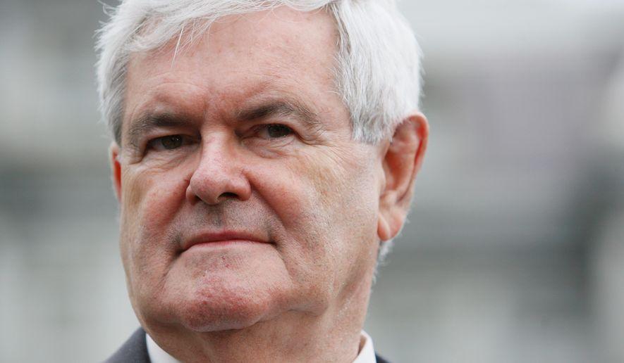 **FILE** Newt Gingrich (AP Photo)