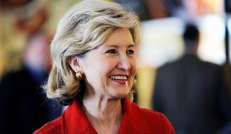 Sen. Kay Bailey Hutchison, Texas Republican