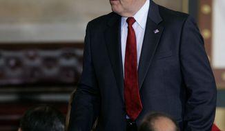 Former Sen. Larry Craig