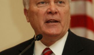 Rep. Nathan Deal, Georgia Republican (AP Photo/Gainsville Times, Tom Reed)