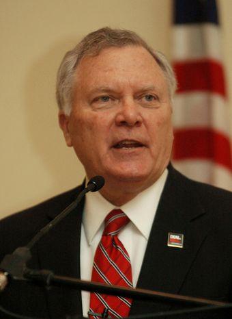 Rep. Nathan Deal, Georgia Republican (AP Photo/Gainsville Times, Tom Reed)