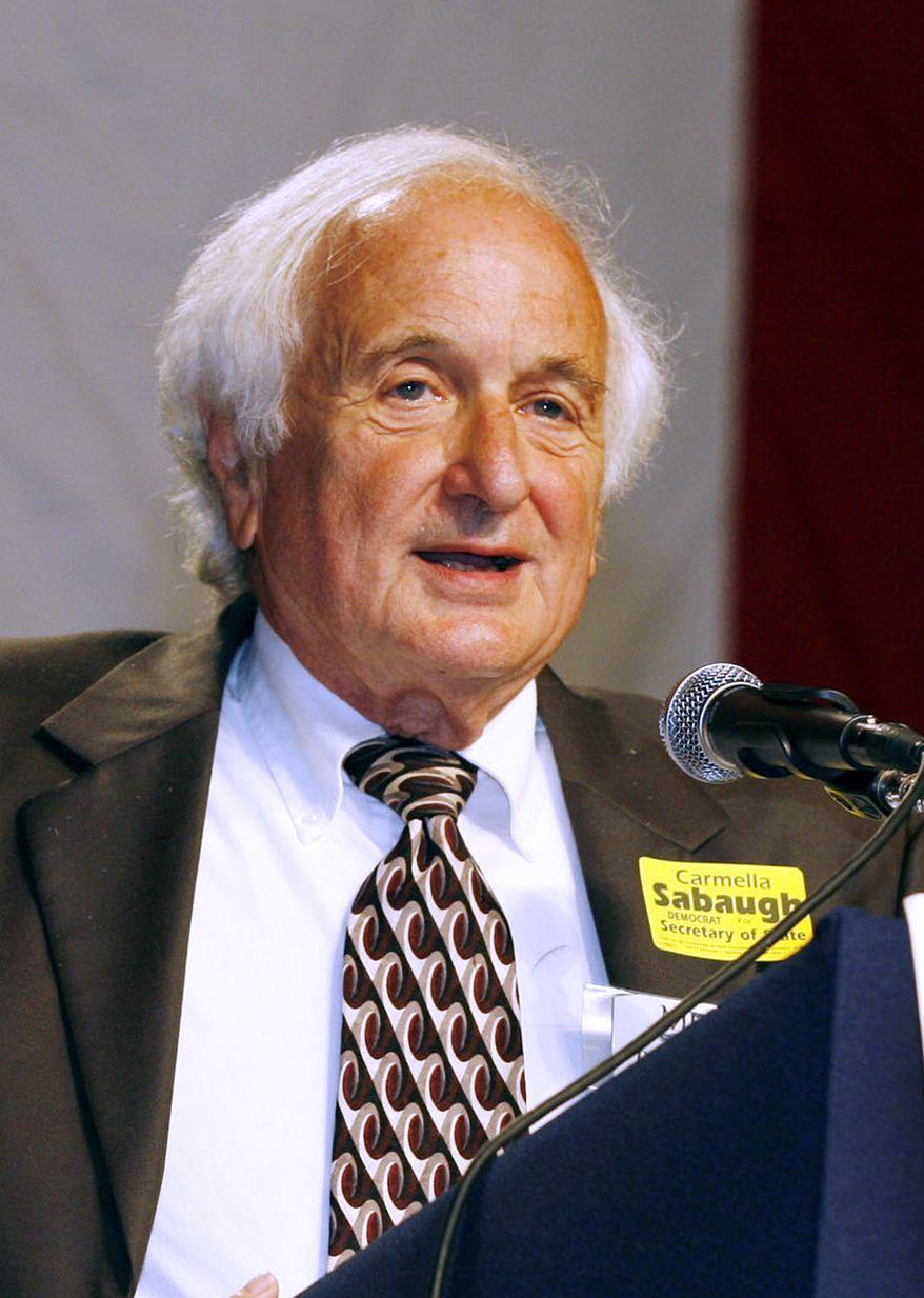 Rep. Sander M. Levin, Michigan Democrat (Associated Press)