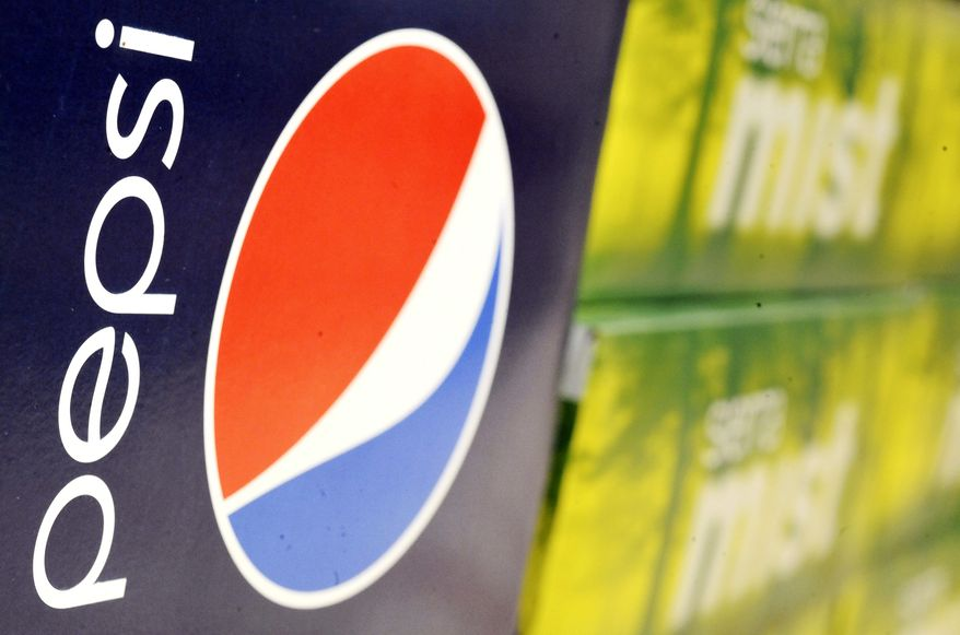 **FILE** Pepsi products are for sale at a grocery store in Danvers, Mass. (Associated Press)